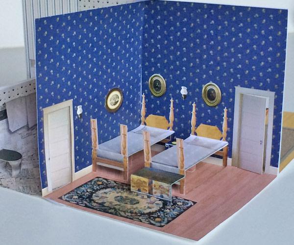 Rehoboth master bedroom