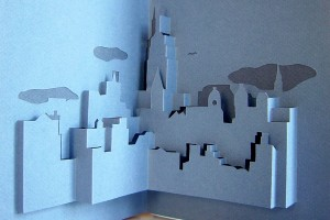 Brooklyn Bridge Pop Up Card To Download And Make Yourself
