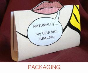DIY paper packaging templates