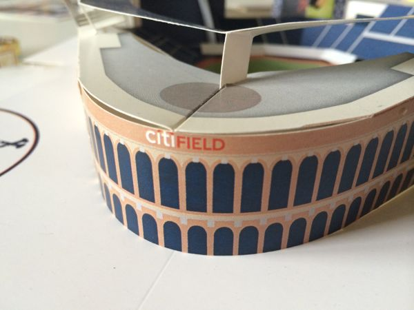 Citifield front detail