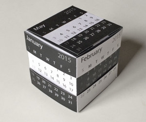 cube-calendar-paper-puzzle-box