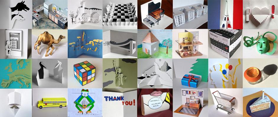 make pop-up cards