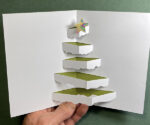 Easy Pop-Up Holiday Tree
