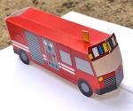 3D Fire Truck