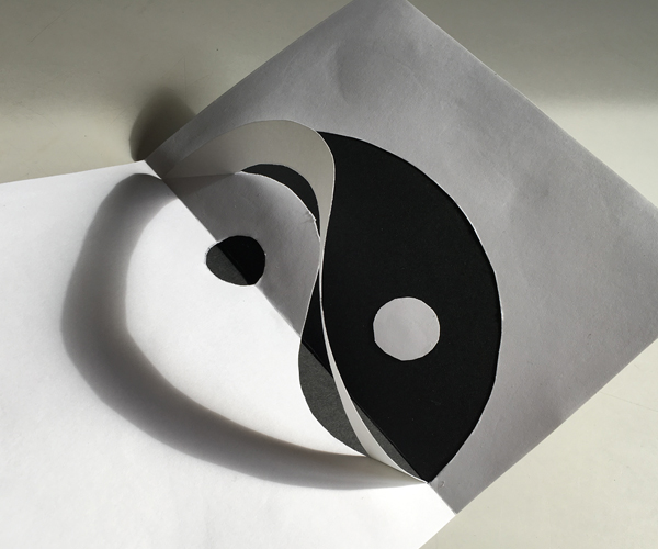 Yin Yang-closeup
