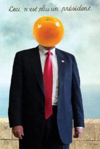 Ceci n'est plus un president