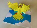 Eagle Pop-Up Card
